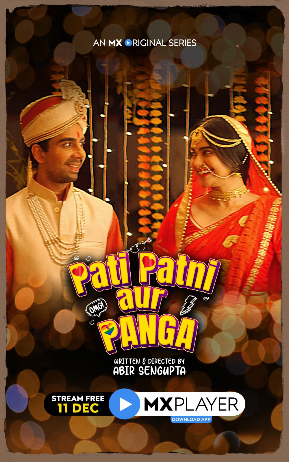 Pati Patni aur Panga 2020 Hindi MX Original Complete Web Series 480p WEB-DL 400MB