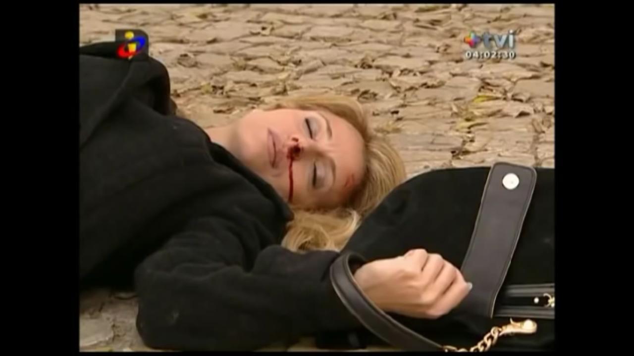 Alexandra Lencastre in Tempo de Viver (2006)