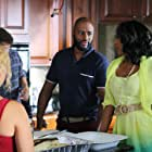 LisaRaye McCoy, Charles Malik Whitfield, and Brave Williams in Love Dot Com: The Social Experiment (2019)