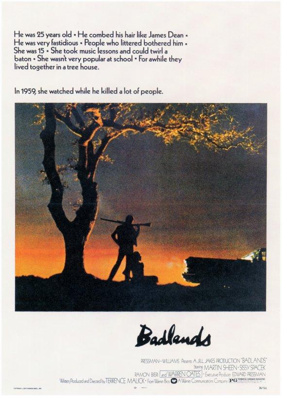 Badlands (1973) - IMDb
