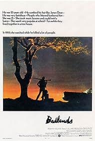 Badlands (1974) Poster - Movie Forum, Cast, Reviews