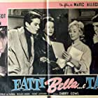 Jean-Paul Belmondo, Alain Delon, and Mylène Demongeot in Sois belle et tais-toi (1958)