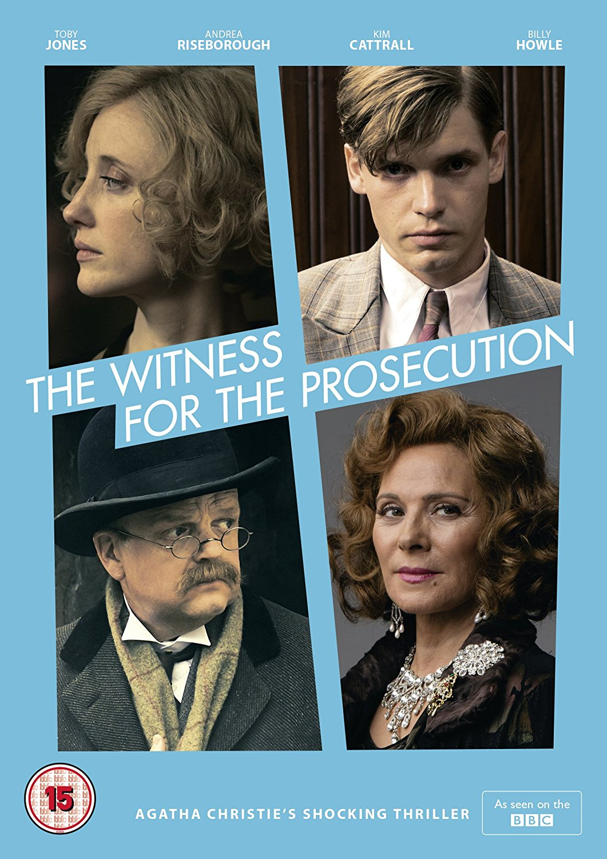 The Witness For The Prosecution Tv Mini Series 2016 Imdb