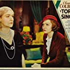 Claudette Colbert and Ethel Griffies in Torch Singer (1933)