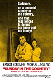 Sunday in the Country (1974) Poster - Movie Forum, Cast, Reviews