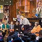 Colin Quinn, Chris Gethard, Shannon O'Neill, and Jamie Casbon in The Chris Gethard Show (2015)