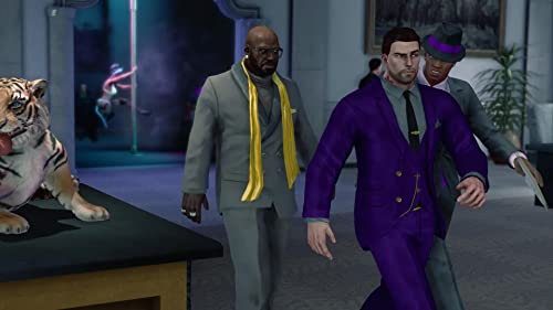 SAINTS ROW IV: RE-ELECTED & SAINTS ROW: GAT OUT OF HELL