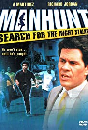 Manhunt: Search for the Night Stalker Poster