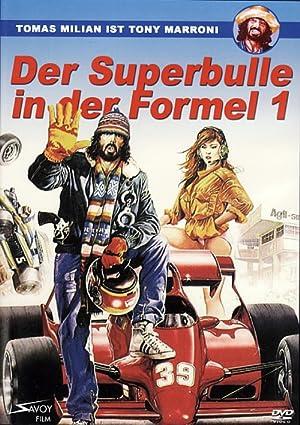 poster Delitto in Formula1