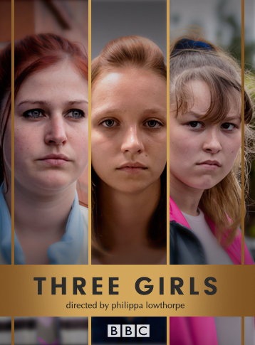 Trys merginos (1 Sezonas) / Three Girls Season 1