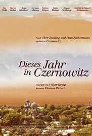 This Year in Czernowitz Poster