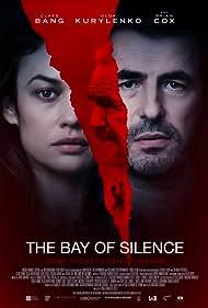 Brian Cox, Claes Bang, and Olga Kurylenko in The Bay of Silence (2020)