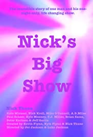 Nick's Big Show Poster