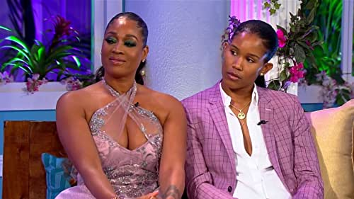 Love And Hip Hop: Atlanta: Stevie, Mimi & Ty Talk About Their Issues