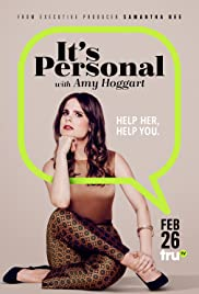 It's Personal with Amy Hoggart Poster