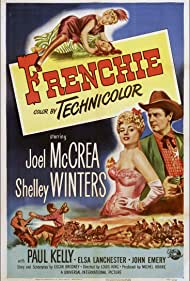 Frenchie (1951) Poster - Movie Forum, Cast, Reviews
