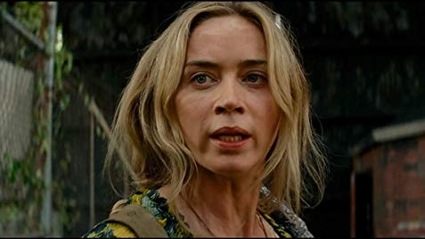 Emily Blunt in A Quiet Place Part II (2020)
