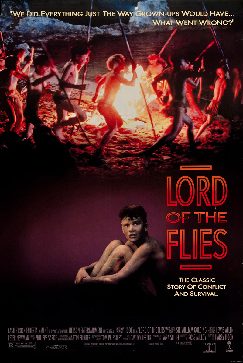 MUSIŲ VALDOVAS (1990) / Lord of the Flies