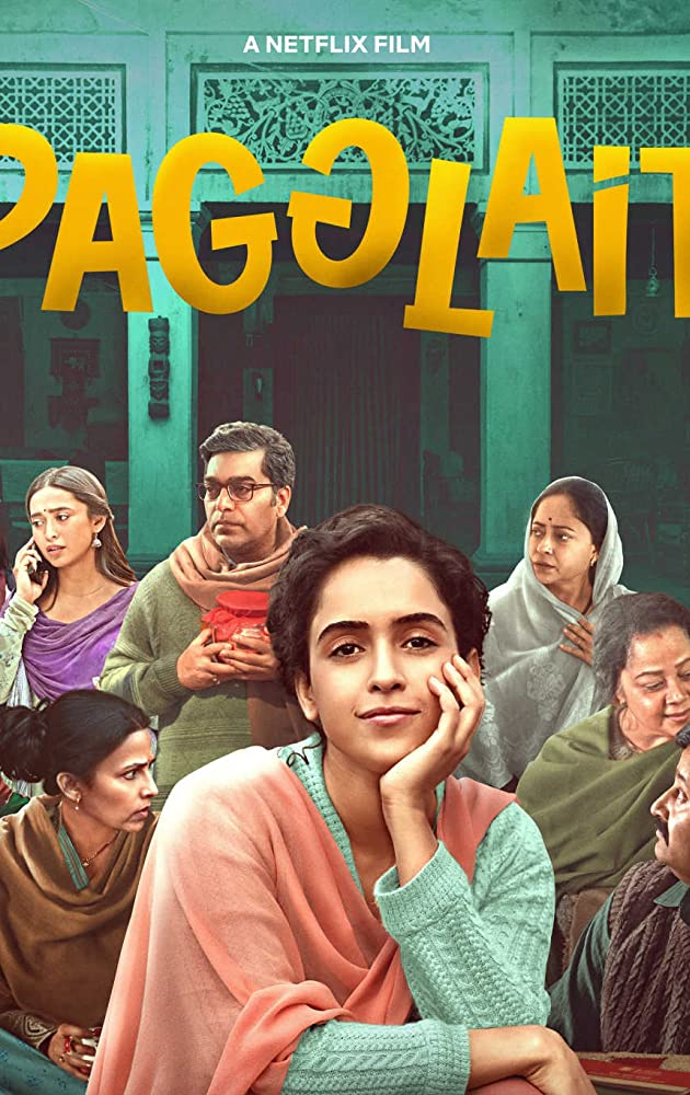 Free Download Pagglait Full Movie