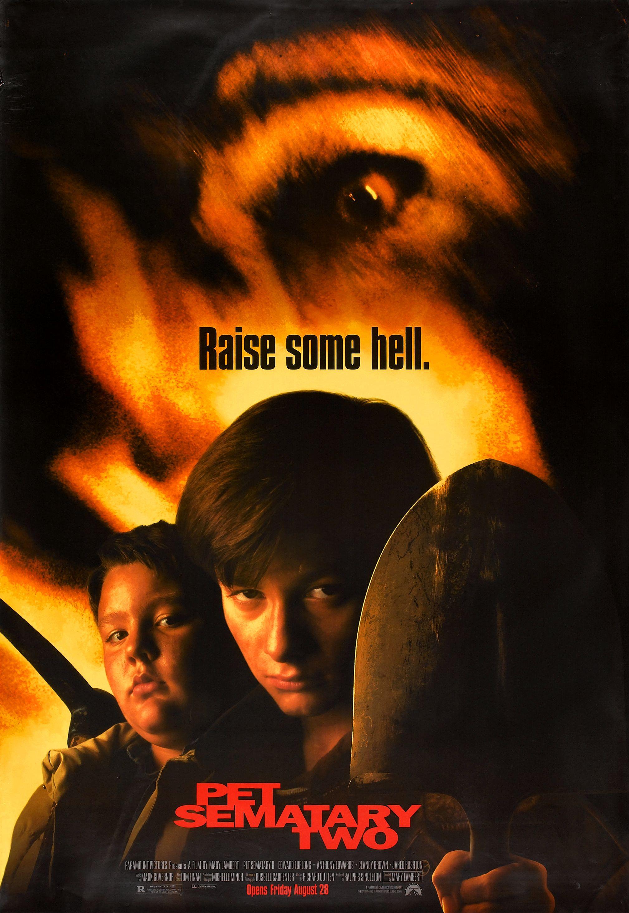 pet sematary ii (1992) imdb