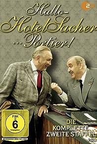 Primary photo for Hallo - Hotel Sacher... Portier!