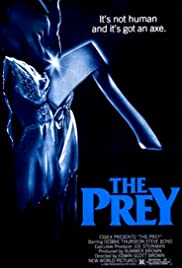 The Prey (1983) Poster - Movie Forum, Cast, Reviews