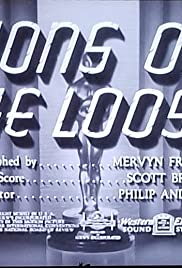 Lions on the Loose Poster