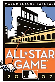 2007 MLB All-Star Game Poster