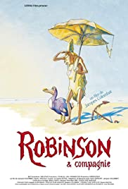 Robinson et compagnie Poster