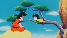 Mini Gokû wa obotchama! Boku Gohan desu.
