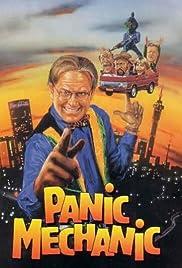 Panic Mechanic Poster