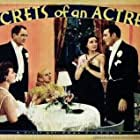 George Brent, Gloria Dickson, Kay Francis, Ian Hunter, and Isabel Jeans in Secrets of an Actress (1938)