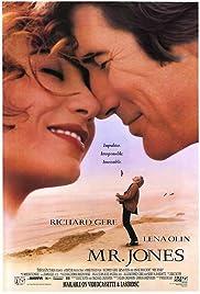 Mr. Jones(1993) Poster - Movie Forum, Cast, Reviews