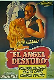 The Naked Angel Poster