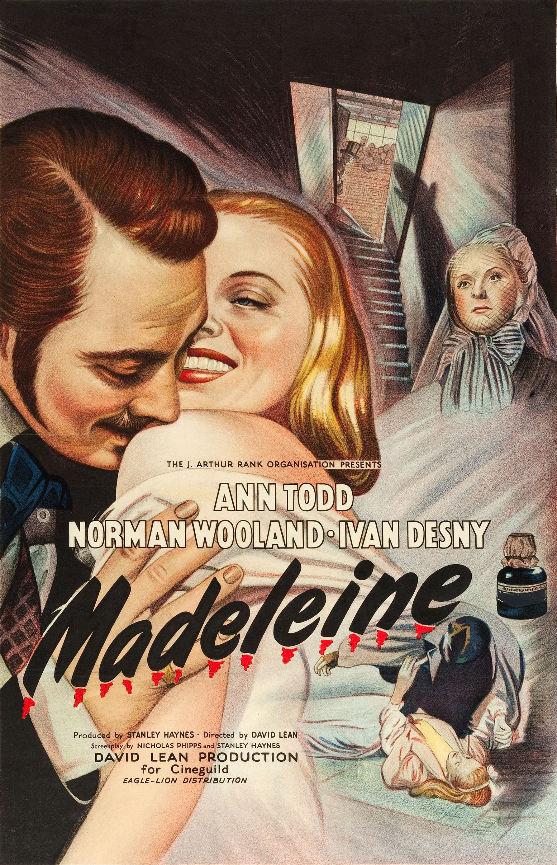 Madeleine white gay