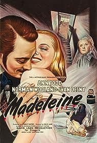 Madeleine (1950) Poster - Movie Forum, Cast, Reviews