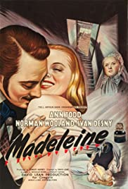 Madeleine (1950) Poster - Movie Forum, Cast, Reviews