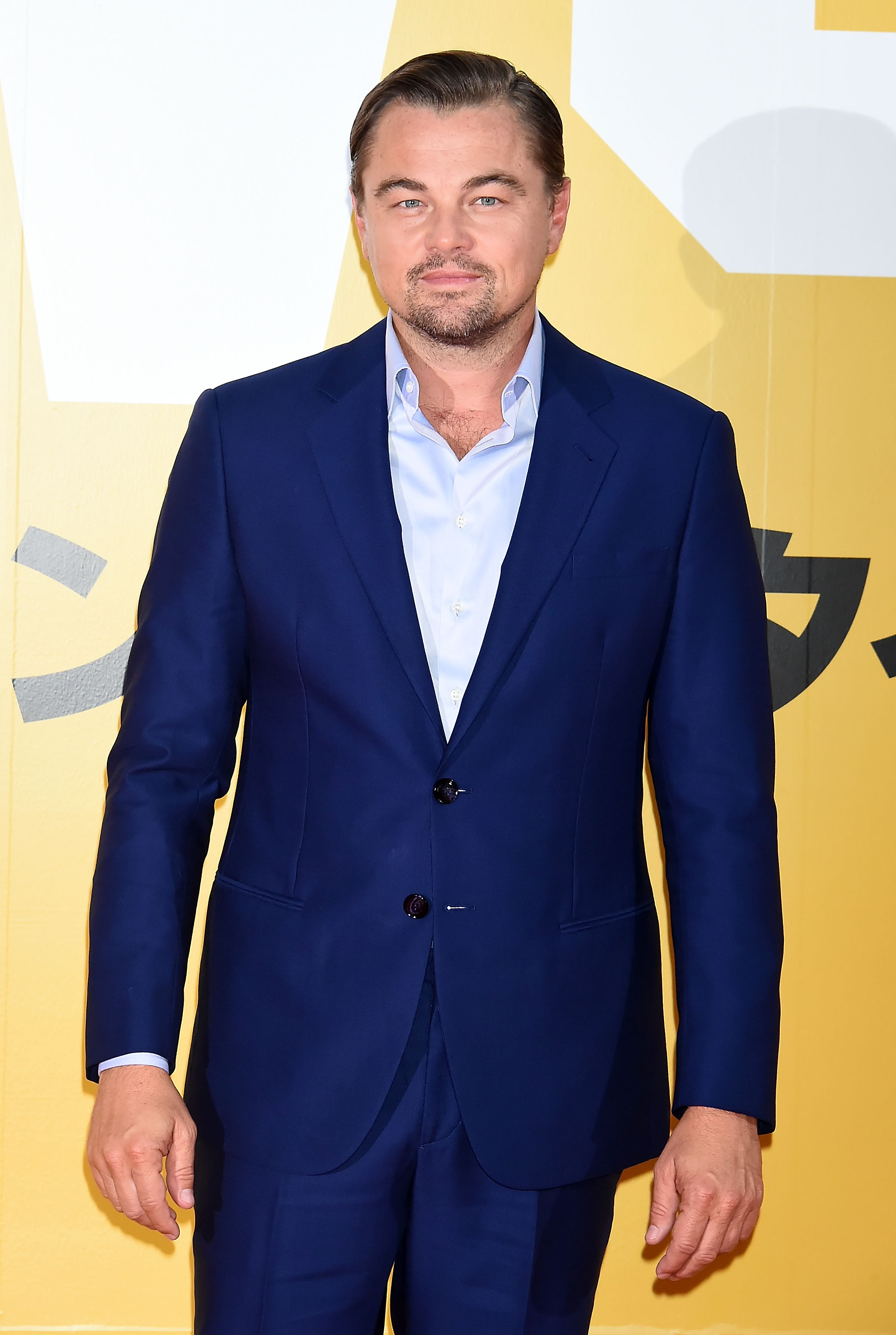 Leonardo DiCaprio at an event for Once Upon a Time... in Hollywood (2019)