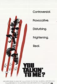 You Talkin' to Me? Poster