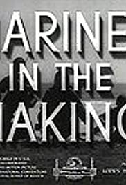 Marines in the Making Poster