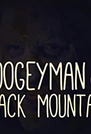 The Boogeyman of Black Mountain Poster