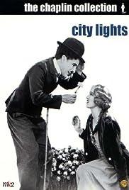 Chaplin Today: City Lights Poster
