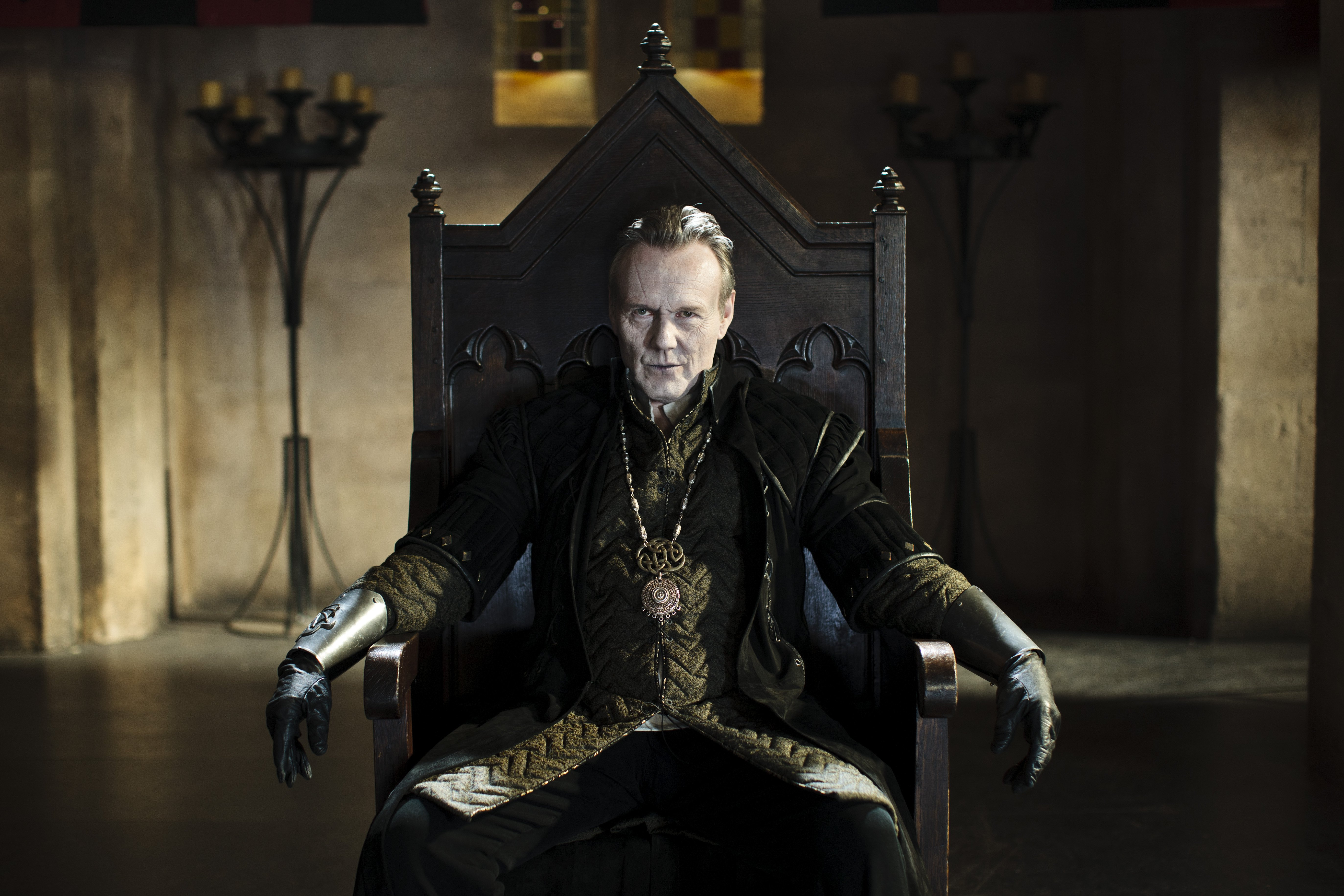 Merlin The Death Song Of Uther Pendragon Tv Episode 2012 Imdb