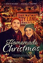 Homemade Christmas Poster