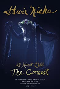 Primary photo for Stevie Nicks 24 Karat Gold the Concert