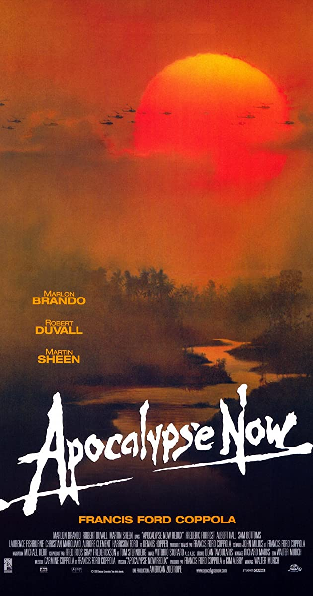 Apocalypse Now Stream English