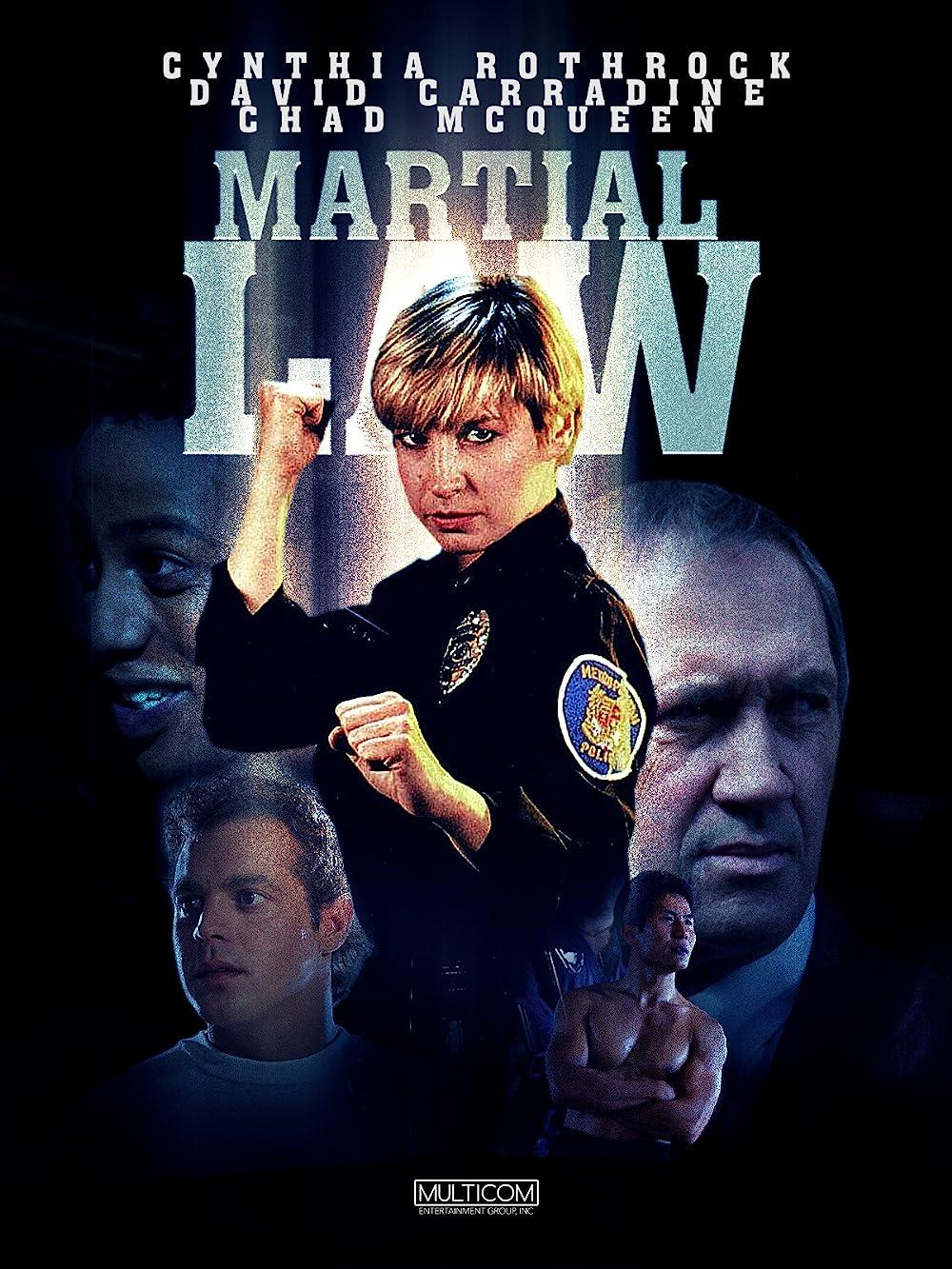 Martial Law 1990 Hindi Dual Audio 1080p BluRay ESubs 1.6GB Download