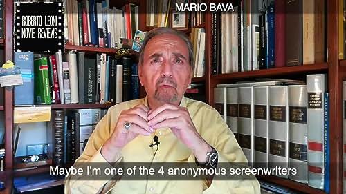 Roberto Leoni Movie Reviews - Mario Bava