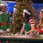 Brielle Carter, Becki Mallett, and Ashleigh Blackburn in Elfette Saves Christmas (2019)