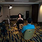 Behind the scenes with Dr. Sue Sisley during filming of Unprescribed.